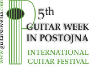 RECITAL & LECTURE in 5th International Guitar Week in Postojna - Slovenia