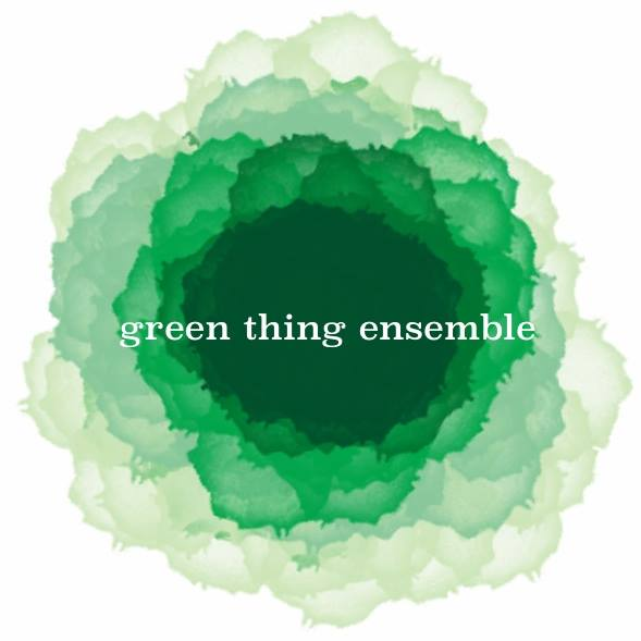 Green Thing Ensemble performing...