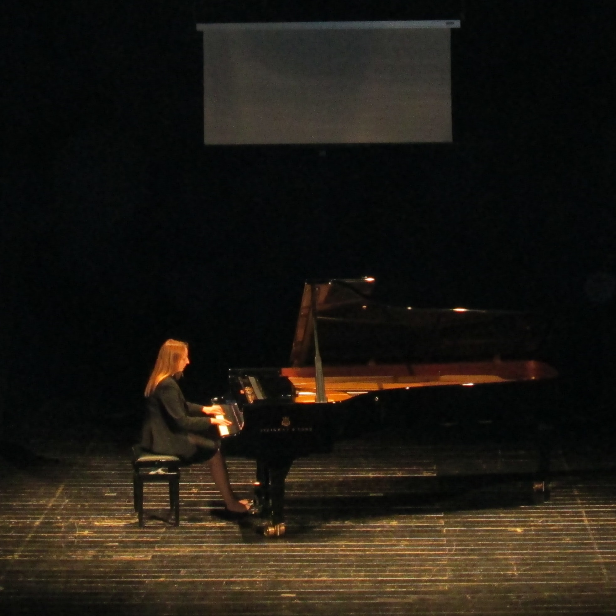 Recital & lecture in Porec...