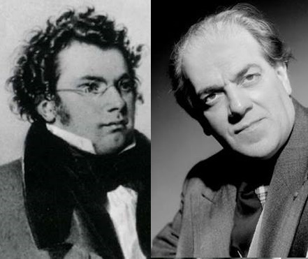 Evening of Schubert and Villa-Lobos...