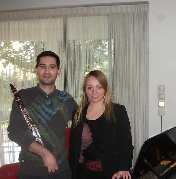 Israel - Chamber Concerts ERVIN...