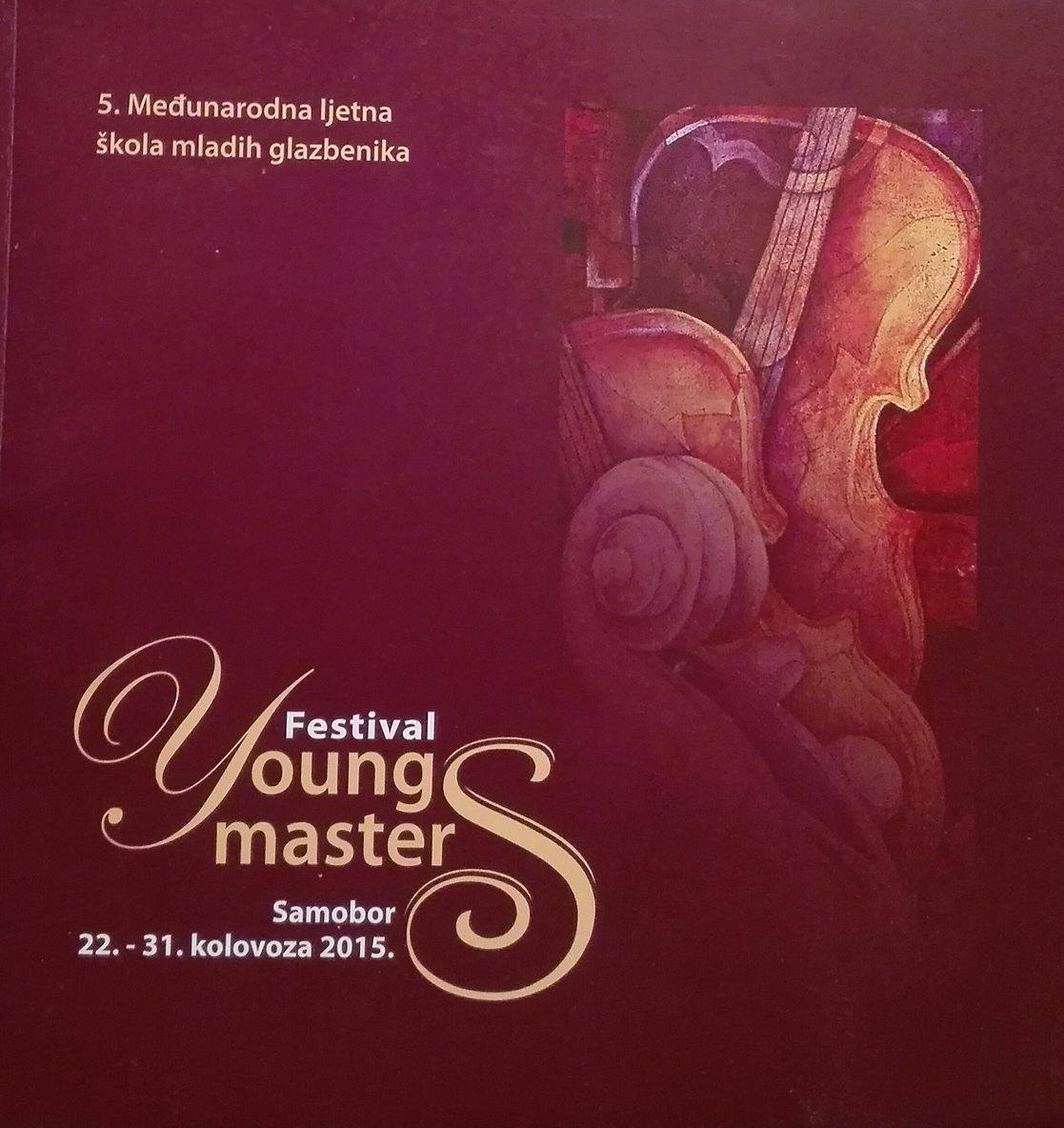 RECITAL & LECTURE IN YOUNGMASTERS...